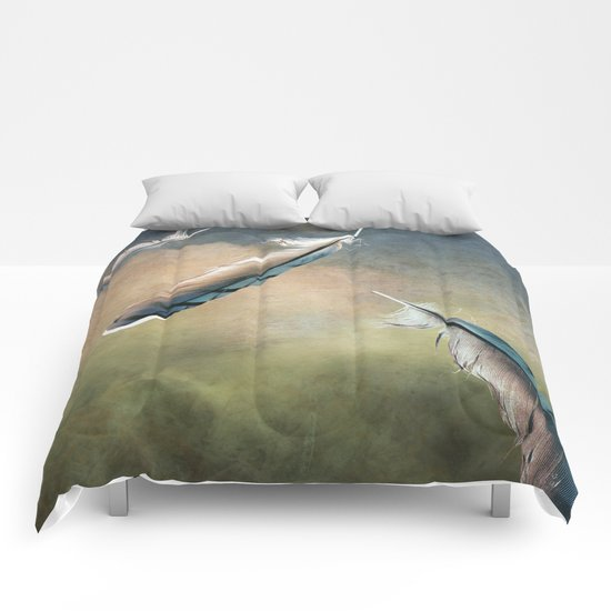 Earth Bound Comforters