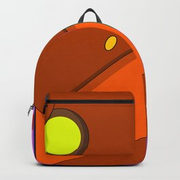 Angry Man Backpack