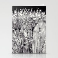 silver Stationery Cards featuring silver by Bonnie Jakobsen-Martin