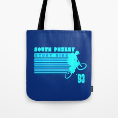 South Philly Stunt Bike Tote Bag