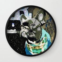 Biggie Blue Wall Clock