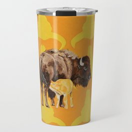 Spring in Yellowstone Travel Mug