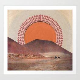 Sacaton Art Print