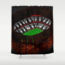 The Māori Shower Curtain