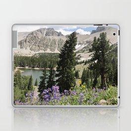 Nevada Summer Wildflowers Laptop & iPad Skin