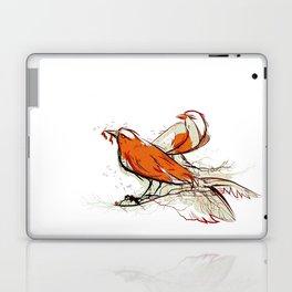 after summer / birds Laptop & iPad Skin