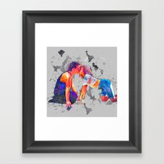 Time of My Life (Timeless Love III) Framed Art Print