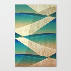F L Y I N G Canvas Print