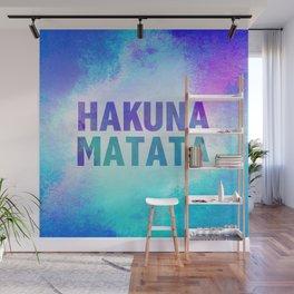 Hakuna Matata III Wall Mural
