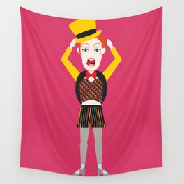 Rocky Horror Picture Show 3 Wall Tapestry