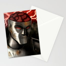 Rusty Joints Portrait Stationery Cards