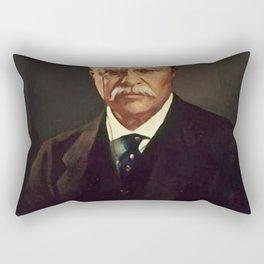 Theodore Roosevelt Rectangular Pillow