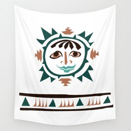 Earth -4 elments Wall Tapestry