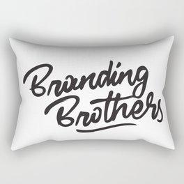 Branding Brothers Rectangular Pillow