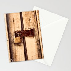 The Lock Stationery Cards