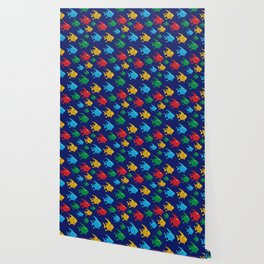 Cartoon Fish Wallpaper