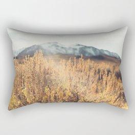 Eastern Sierras No 473 Rectangular Pillow