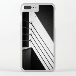 Garagescape Detail 1 Clear iPhone Case