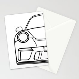 gt3 rs Stationery Cards
