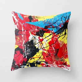 Heartthrob Throw Pillow