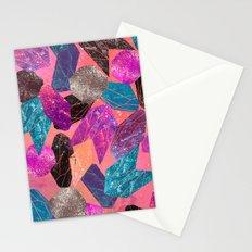 Gem Pop Stationery Cards