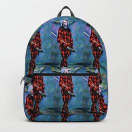 """Paul Cezanne """"Harlequin"""", 1890-1891 Backpack"""