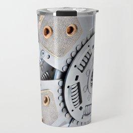 Single clutch system independent Travel Mug