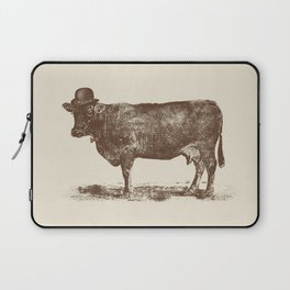 Cow Cow Nut #1 Laptop Sleeve