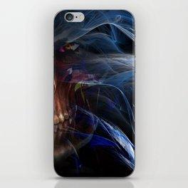 Feeling Good In Death iPhone Skin