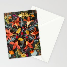 Nature Mandala: July Stationery Cards