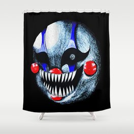 The Puppet Shower Curtain