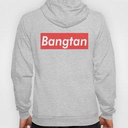 BTS Bangtan red Hoody