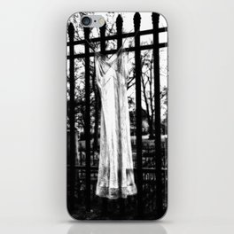 Memories Of A Ghost iPhone Skin
