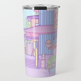 Continuously Lost in Japan Travel Mug