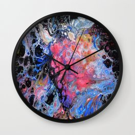 Lacy Love Wall Clock