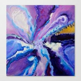 Purple Reverie Canvas Print
