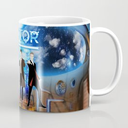 The Doctor Shine Coffee Mug
