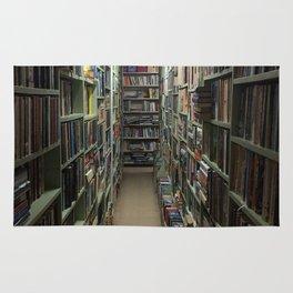A Book Lovers Heaven Rug