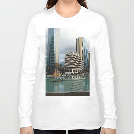 Vancouver Long Sleeve T-shirt