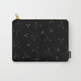 Trigon (Black) Carry-All Pouch