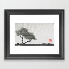 Agrons' Tree 1.0 Framed Art Print