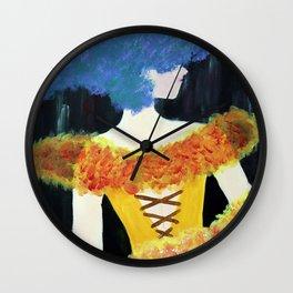 Extravagant Wall Clock
