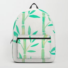 Bamboo Stems – Mint Palette Backpack