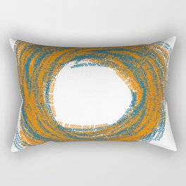 [ type ] exhibit d Rectangular Pillow