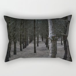 In Formby Woods Rectangular Pillow