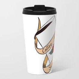 Coffee and Shut Up Travel Mug