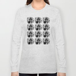 Sing to me, Aretha Long Sleeve T-shirt