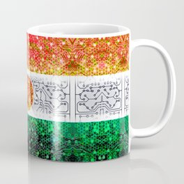 circuit board niger (flag) Coffee Mug