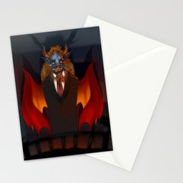 il Diavolo Stationery Cards