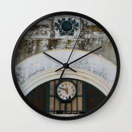 Ten to half past twelve Wall Clock
